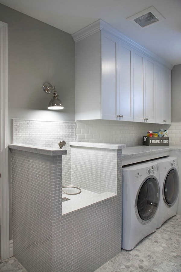 Creative laundry room ideas for your home 20 ways to get for How to add a laundry room to your house