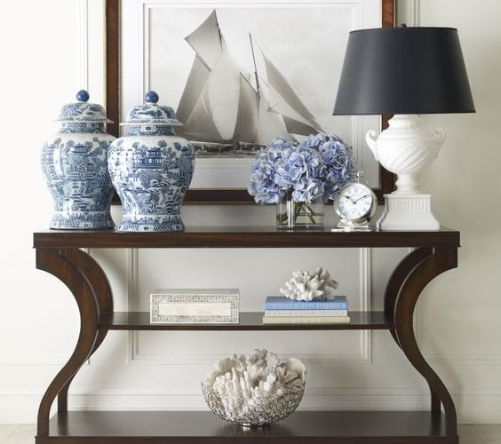 Style A Console Table Like Pro With