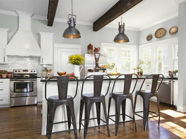 Modern farmhouse kitchens for gorgeous fixer upper style New farmhouse style