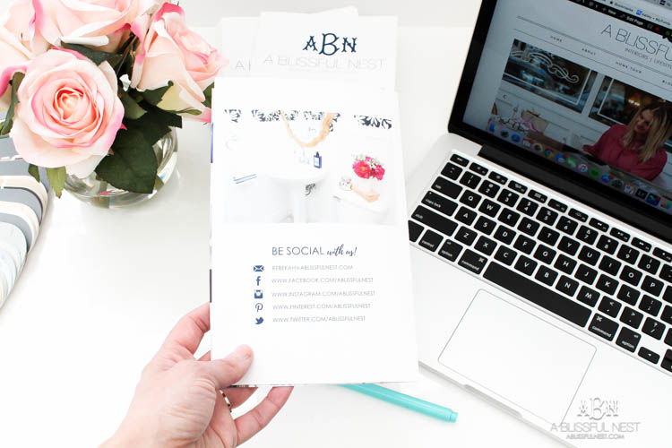 Using Vistaprint items in your business is a gam changer. Check out our favorite marketing item for our business! #ad #Vistaprint #MyVistaprint