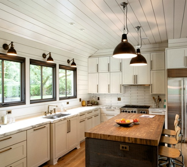 Modern Farmhouse Kitchen Unique Modern Farmhouse Kitchens For Gorgeous Fixer Upper Style Design Decoration