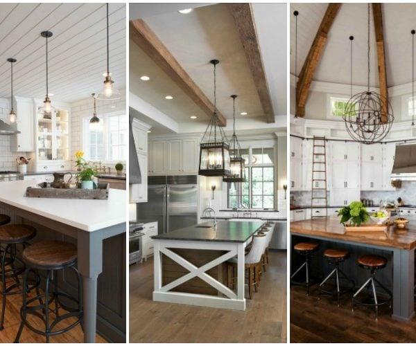 20 Modern Farmhouse Kitchen Ideas for Gorgeous Fixer Upper Style