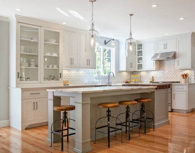 Modern Farmhouse Kitchen Cabinets modern farmhouse kitchens for gorgeous fixer upper style