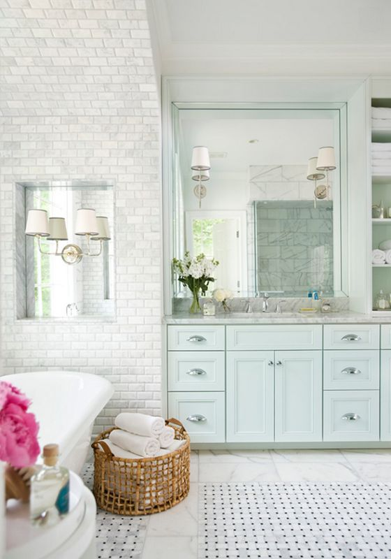 15 incredible bathroom design ideas to inspire your next for Bathroom ideas instagram