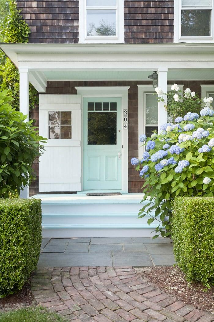 Front Door Paint Colors Create Gorgeous Curb Appeal