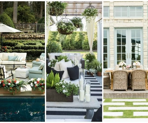 20 Gorgeous Backyards