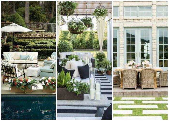20 Gorgeous Backyards Beautiful Backyard Inspiration