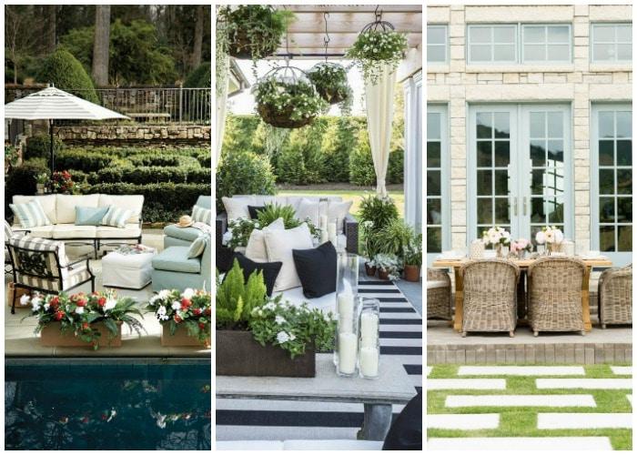 20 Gorgeous Backyards
