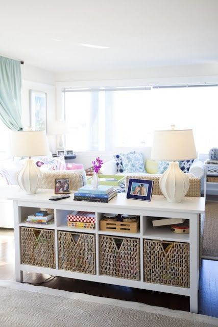 Create a family friendly living room that is still stylish yet kid friendly, head over to http://ablissfulnest.com/ for all the tips! #interiors #livingrooms #kidspaces