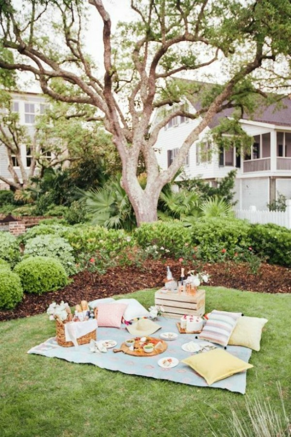 20 Gorgeous Backyards for you to check out!