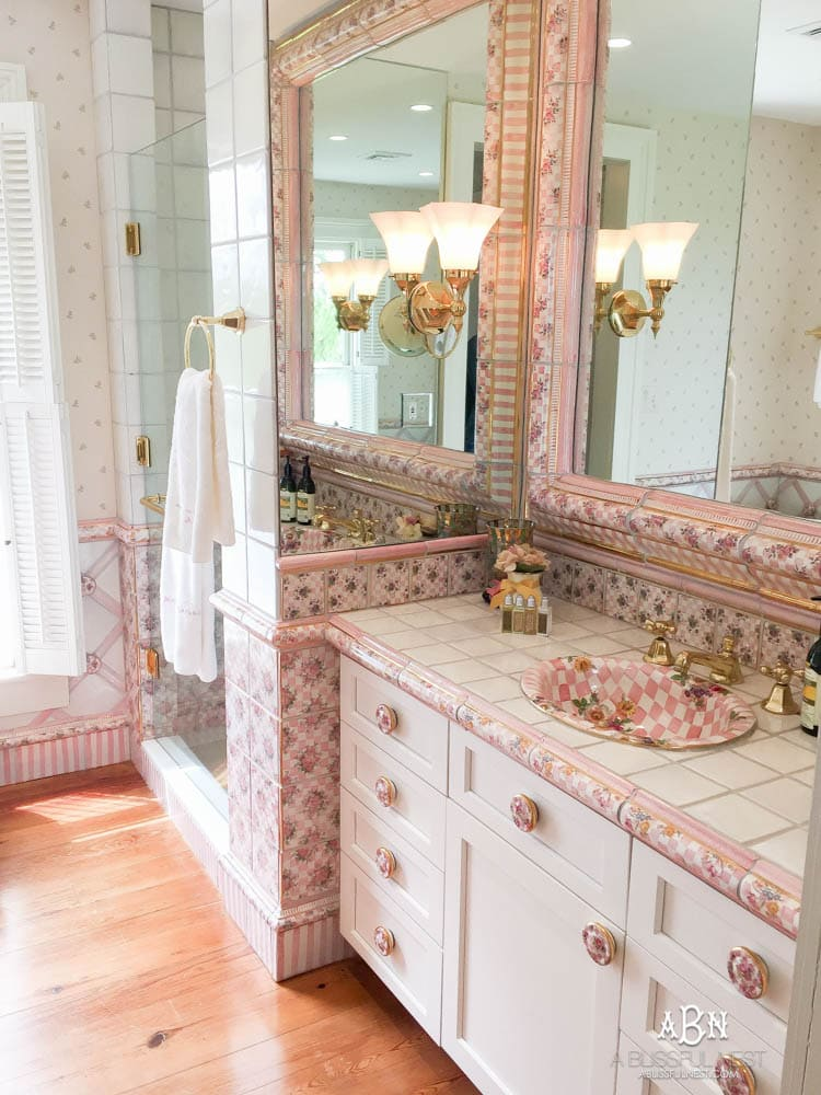Mackenzie Childs Bathroom  Bathroom Design Ideas