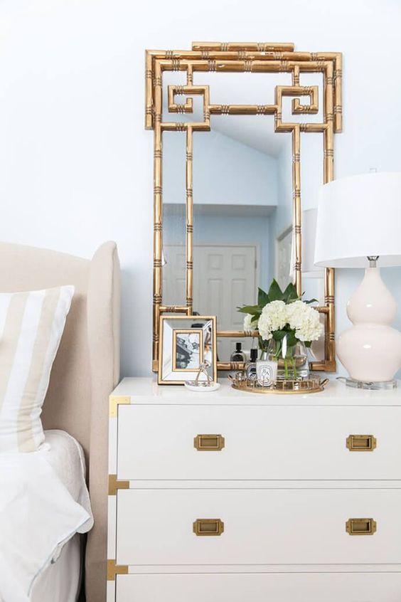 How To Style Your Nightstand What Every Nightstand Should Have