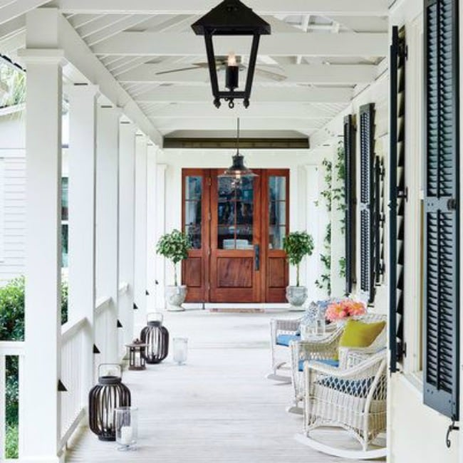 20 Summer Front Porches To Get You Ready For Summer