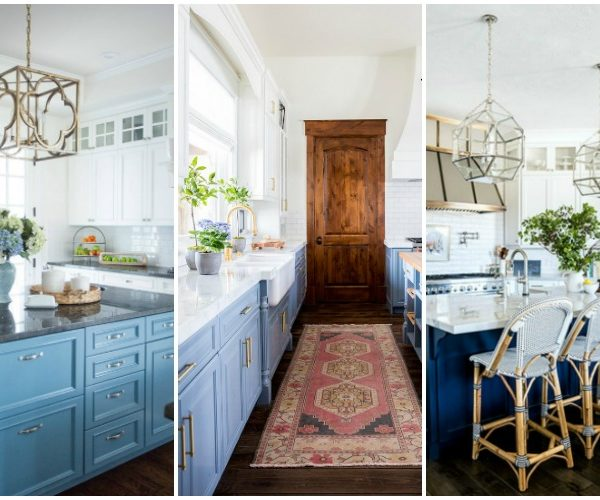 15 Gorgeous Blue Kitchen Ideas with Designer Flare