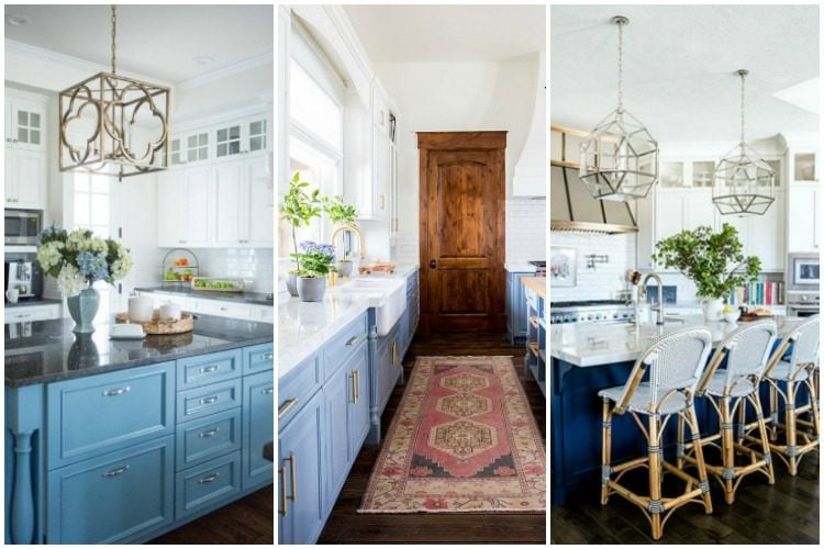 15 Gorgeous Blue Kitchen Ideas with Designer Flare