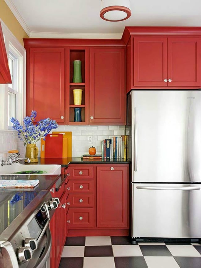 Best These are the best kitchen cabinet colors to choose from Love all the variations to