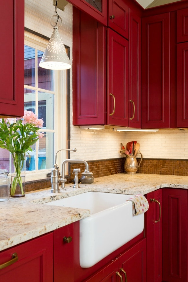 Awesome These are the best kitchen cabinet colors to choose from Love all the variations to