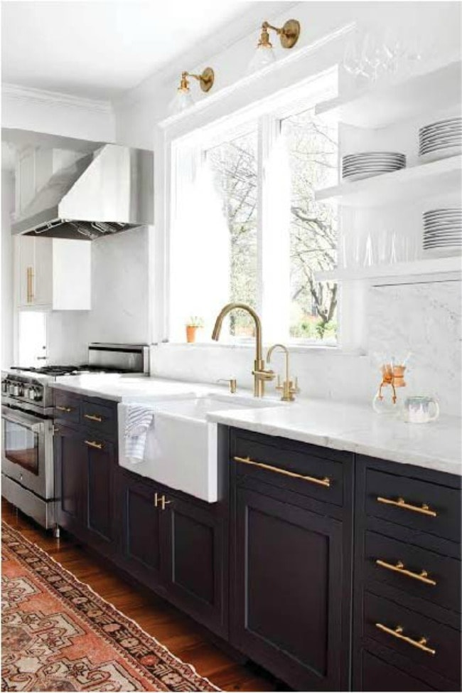 Marvelous These are the best kitchen cabinet colors to choose from Love all the variations to