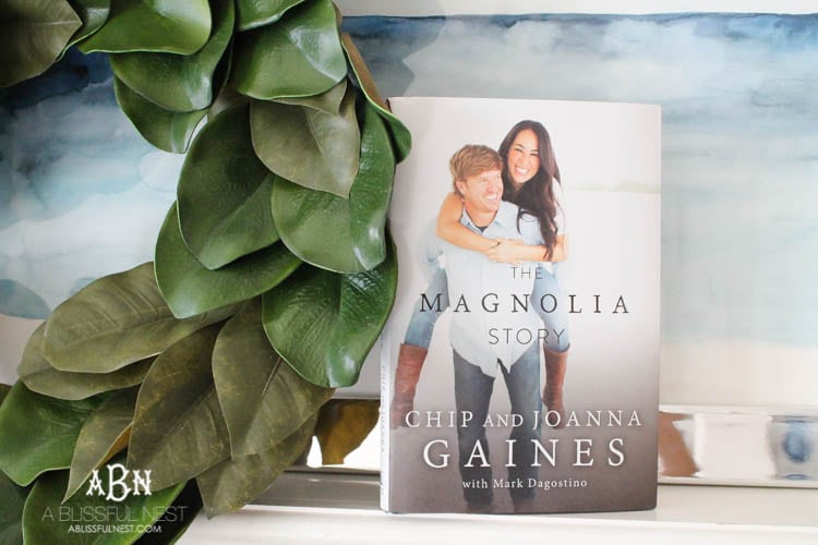 The Magnolia Story is such a great gift & it's on sale!