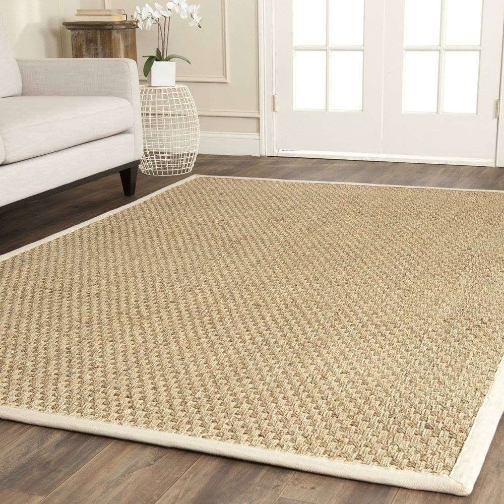 SUCH a great deal on this sisal rug!