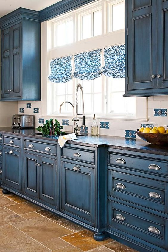 Beautiful These are the best kitchen cabinet colors to choose from Love all the variations to