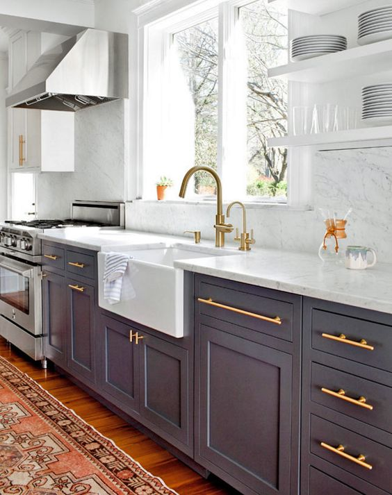 these are the best kitchen cabinet colors to choose from love all the variations to - Kitchen Cabinets Colors
