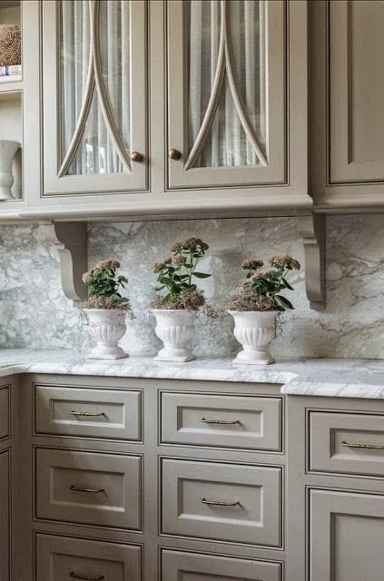 Inspirational These are the best kitchen cabinet colors to choose from Love all the variations to