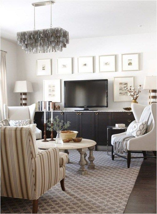 Unique New tips and trends on how to decorate around a TV visit https
