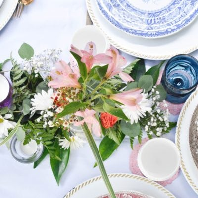 5 Essentials for the Perfect Summer Table Setting