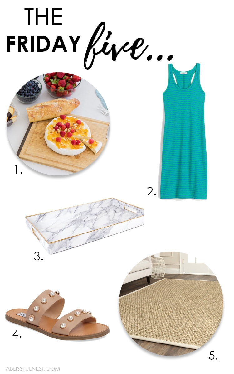 Our favorite shopping finds, recipes, home tours and more from the week!