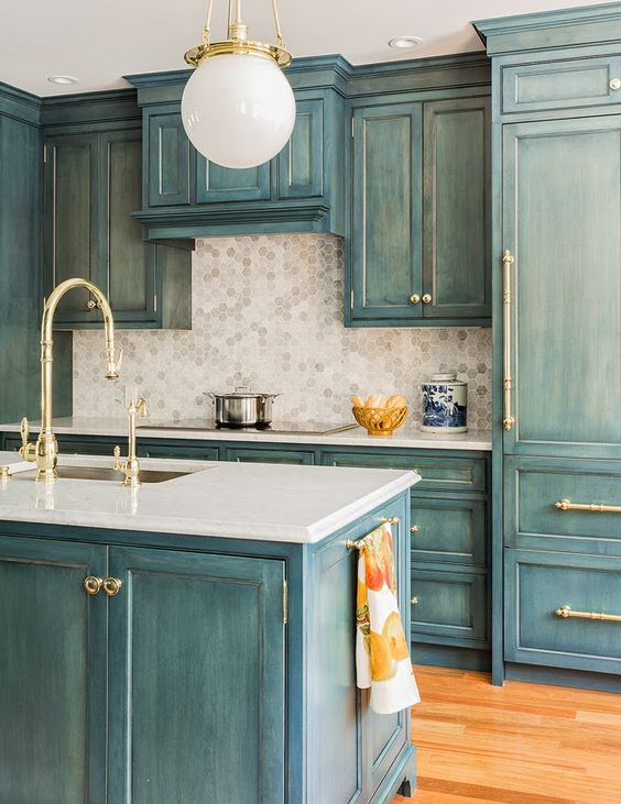 Unique These are the best kitchen cabinet colors to choose from Love all the variations to