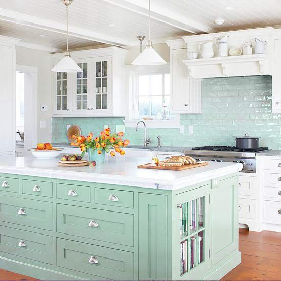 Fresh These are the best kitchen cabinet colors to choose from Love all the variations to
