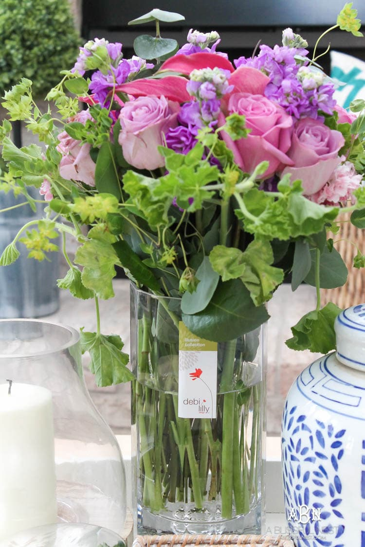 Gorgeous Designer Flowers by Celebrity Florist Debi Lily For You and Me!
