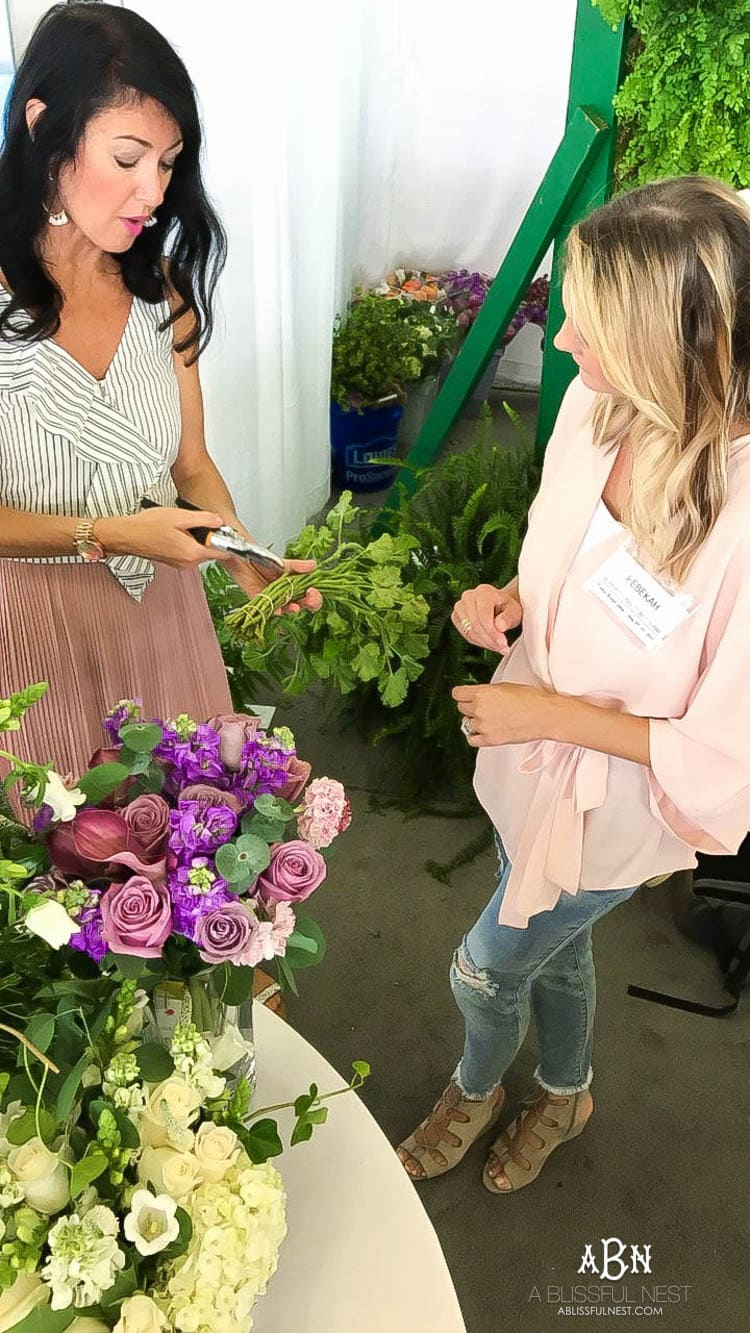 Now these designer flowers by celebrity florist Debi Lily are available at Tom Thumb, Market Street and Alberstons! Sure makes planning a dinner party or having gorgeous fresh flowers in the house much easier! #ad #debilily