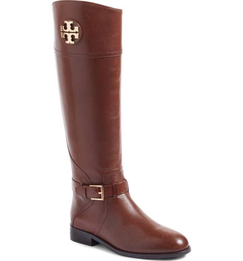 These Tory Burch boots are 40% off!!