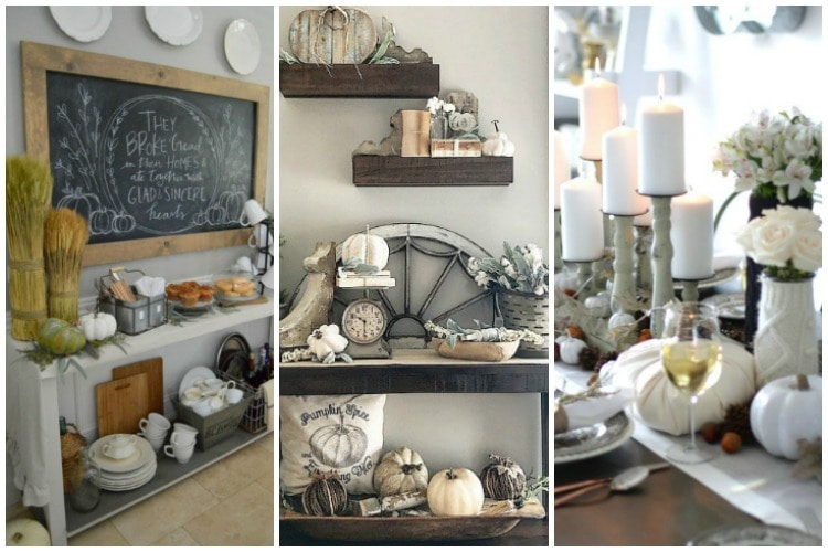 Gorgeous Neutral Fall Decor Ideas A Blissful Nest