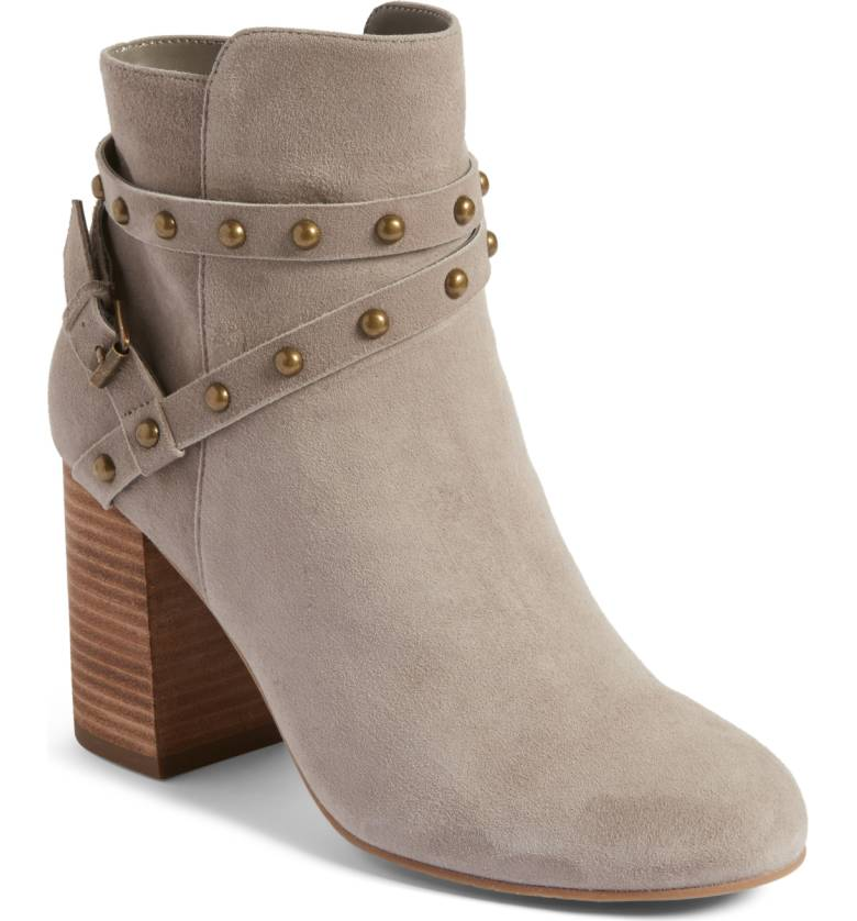 These are 50% off and the cutest booties ever for fall!
