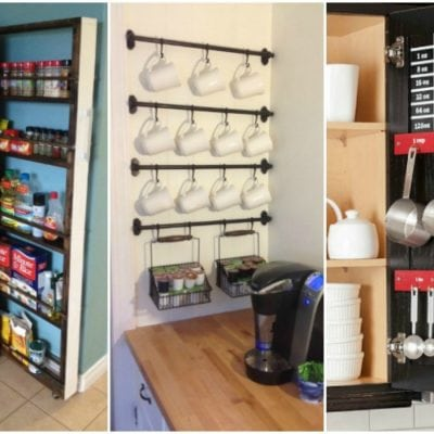 Brilliant Kitchen Organization Hacks