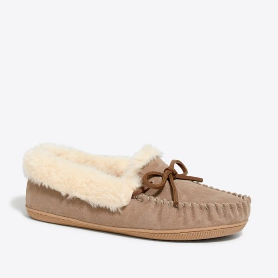 The most amazing deal on these shearling shoes!