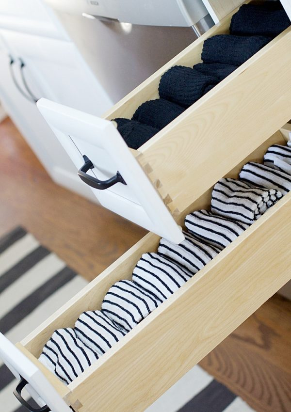 Fall Organization Ideas for The Home