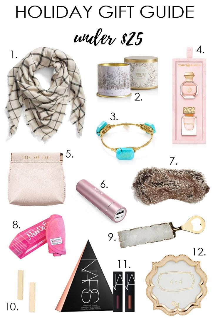 Holiday Gift Ideas: Under $25, Under $50 and Under $100 ...