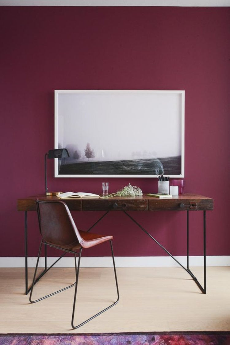 How To Decorate With Burgundy Design Tips A Blissful Nest
