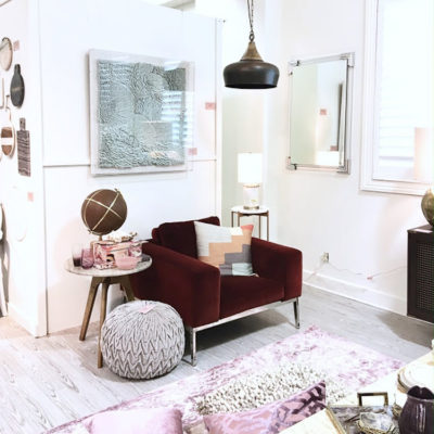 How to Decorate with Burgundy + The Best Burgundy Paint Colors