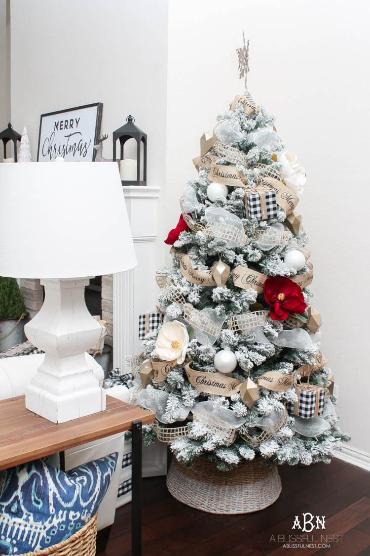 Christmas Home Tour with Kirklands - A Gorgeous Classic Home Tour