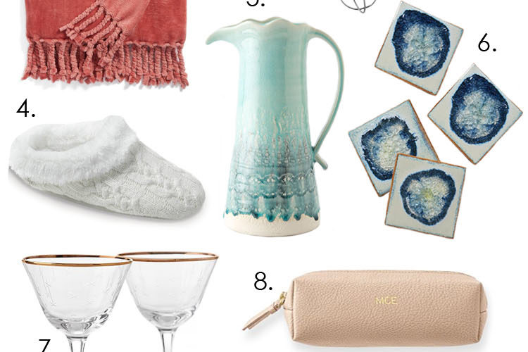 Holiday Gift Ideas: Gifts for the Hostess