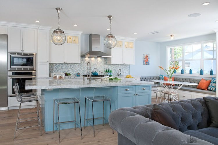 How to Decorate with Turquoise - 5 Design Tips