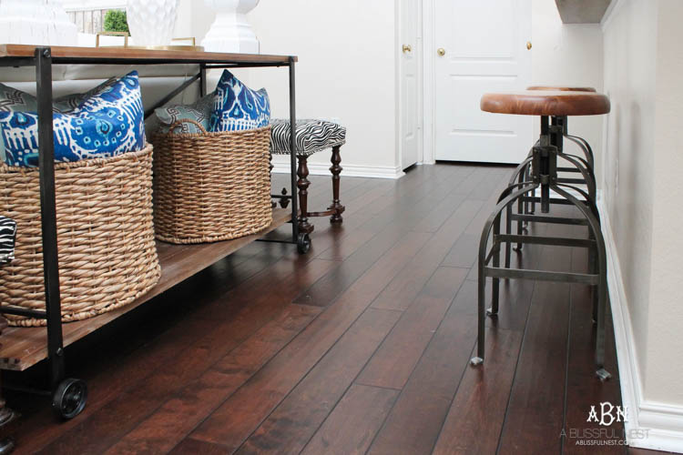 Maintaining Hardwood Floors Spring Cleaning Tip