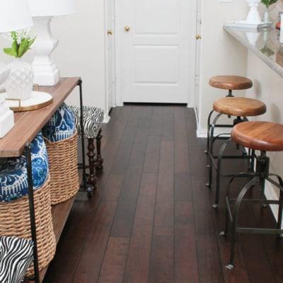 Spring Cleaning Tip – Maintaining Hardwood Floors