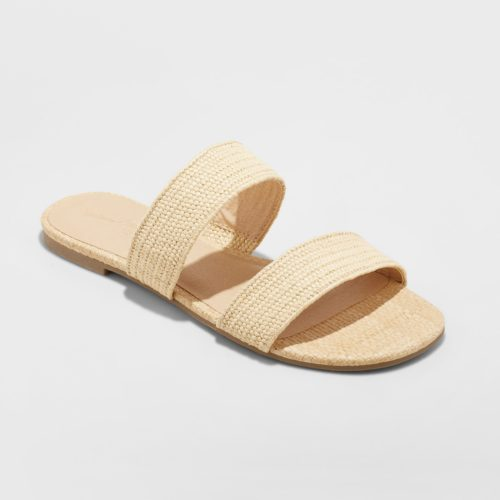 The perfect sandal for spring for a steal!