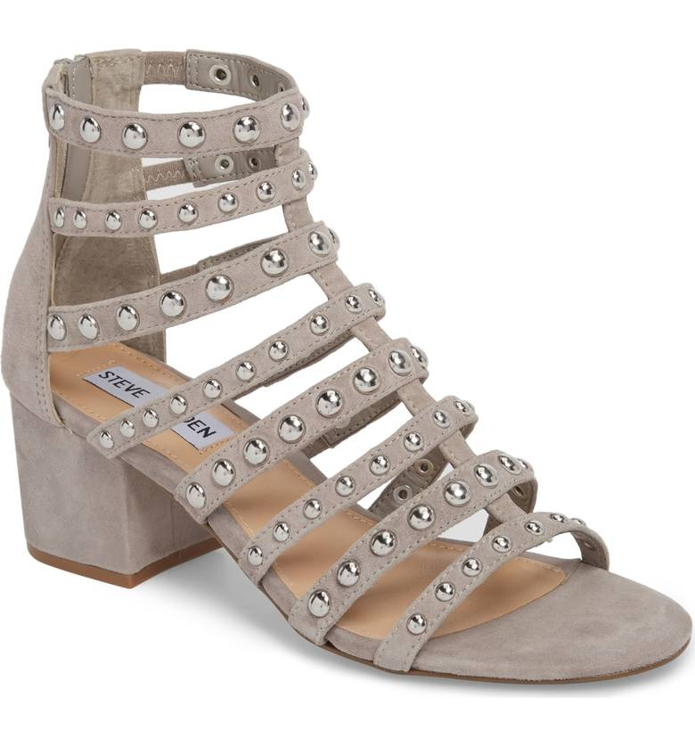 Love these sandals that are so close to the Valentinos.